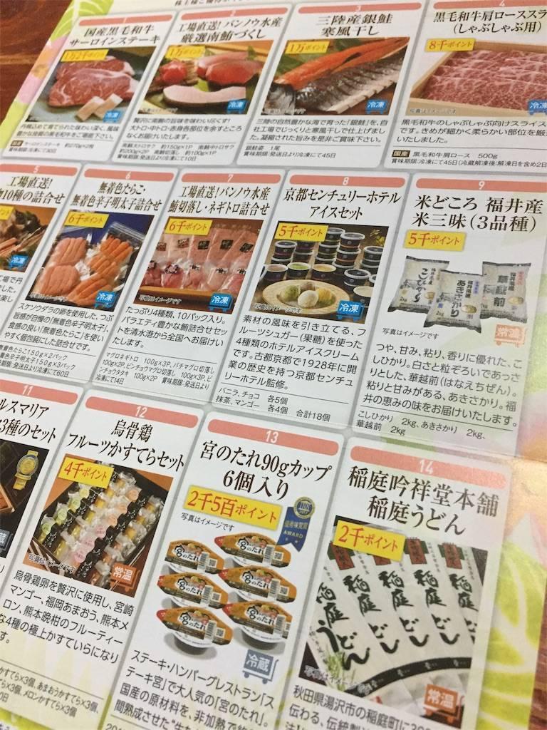 株主優待 カッパ・クリエイト ポイント贈呈 2019年
