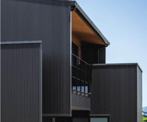 ガルバリウム 屋根・壁材
