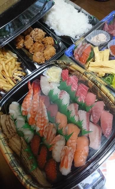 かっぱ寿司 テイクアウト お寿司 手巻き寿司