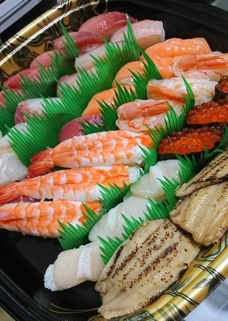 かっぱ寿司 極上盛り 3人前