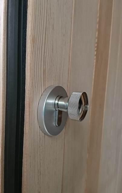 アイランドプロファイル Nドア 鍵