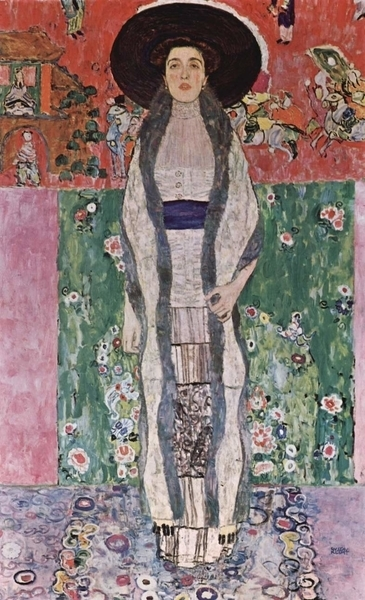 アデーレ・ブロッホ=バウアーの肖像 Ⅱ - グスタフ・クリムト
