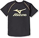 (ミズノ)MIZUNO トレーニングウエア Tシャツ [ジュニア] 32JA6420 09 ブラック 150