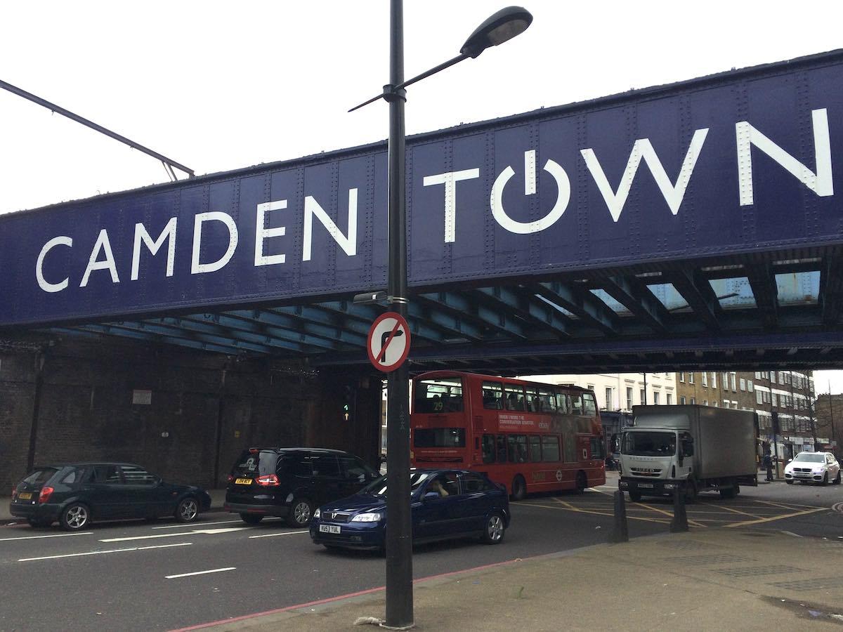 CAMDEN TOWN(カムデンタウン) @ロンドン