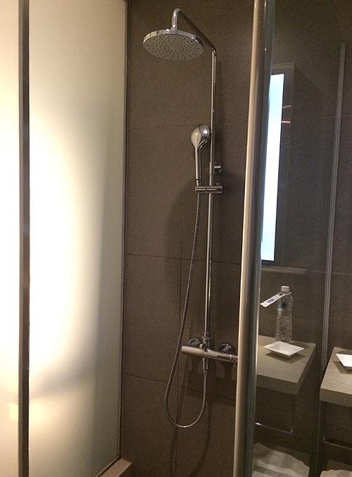 台北の空港敷地内のホテル「NOVOTEL HOTEL TAIPEI」