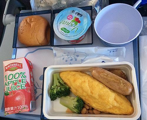 再び台北の桃園国際空港!ヤンゴンへチャイナエアライン(China Airline)