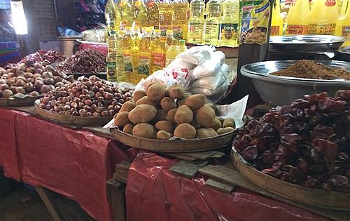夜市「チーミンダイン夜市(Kyee Mying Daing Night Market)」vol.2