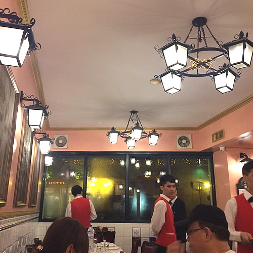 澳門でマカオ・ポルトガル料理を食す!!