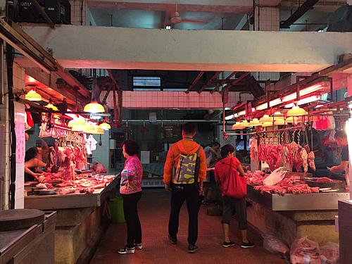澳門人の胃袋を支える市場?「紅街市(Red Market)」