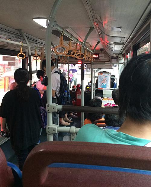 澳門のローカル体験・お財布にも優しい路線バスの旅!