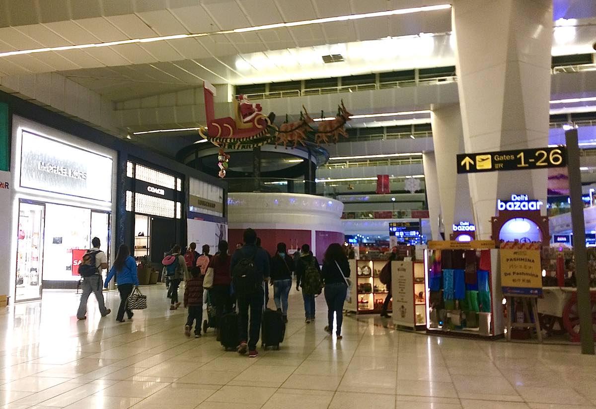 デリー 国際空港