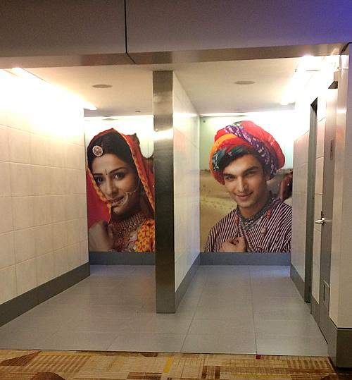インド・デリーの国際空港「インディラ・ガンディー国際空港」
