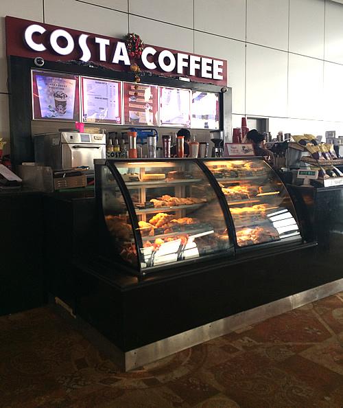 カトマンズに向けて、デリー「インディラ・ガンディー国際空港」ターミナル3から搭乗!
