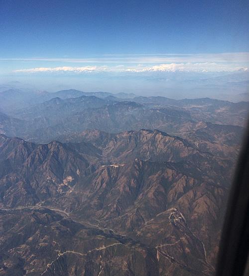 ネパールはヒマラヤ山脈、エベレストの国!