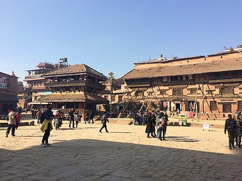 ネパールの古都 バクタプルの人々の暮らし @ カトマンズ
