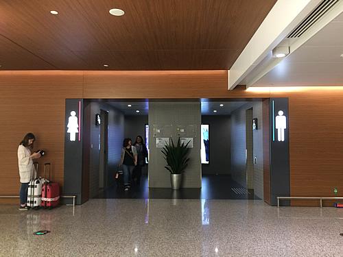 羽田空港からANAで上海 虹橋(ホンチャオ)国際空港へ!