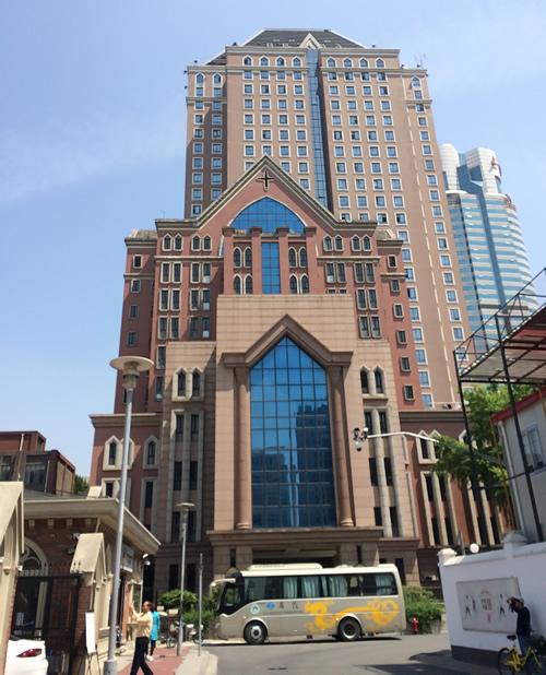 徐家汇源国家AAAA級旅遊景区 @ 上海