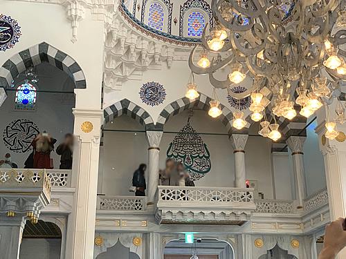 日本のモスク東京ジャーミィに行ってみました!