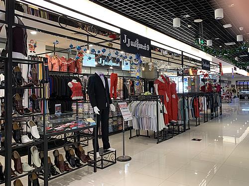 いまどきのショッピングモール「Vientian Center」 @ ヴィエンチャン