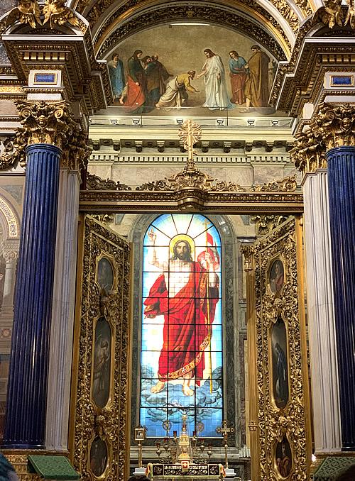 イサク大聖堂 @ サンクトペテルブルク