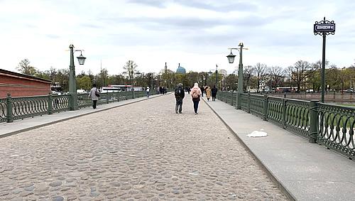 ペトロバヴロフスク要塞 @ サンクトペテルブルク