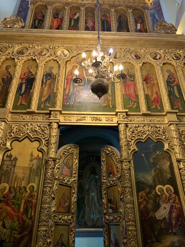 モスクワ 赤の広場のシンボル ワシリー寺院(ポクロフスキー聖堂)