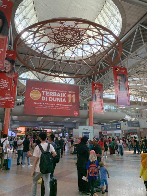 KL Sentral駅