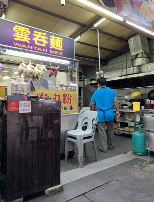 ナイトマーケット「ジャラン・アロー」で朝食!? クアラルンプール