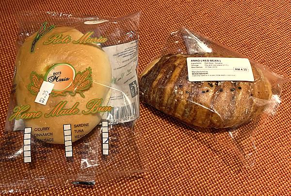 マレーシアのパン