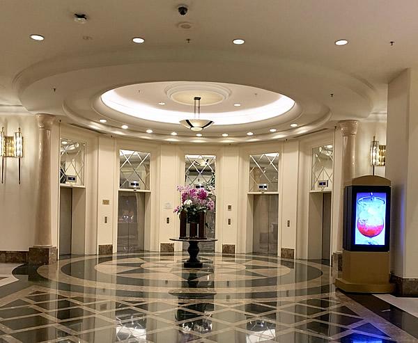 Sama-Sama Hotel Kuala Lumpur International Airportエレベーターホール
