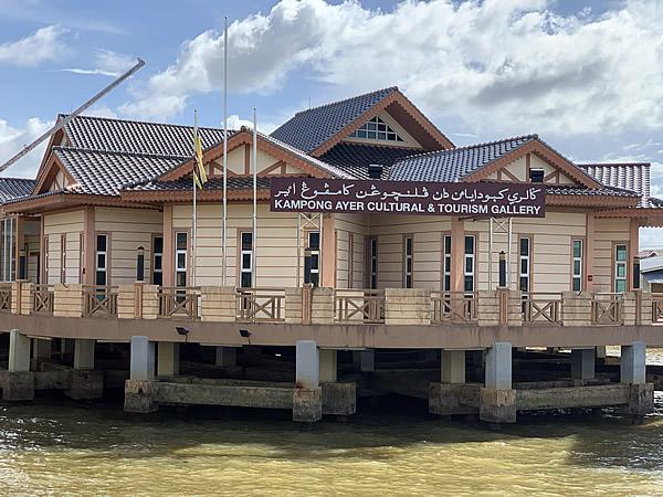 世界最大の水上集落「カンポン・アイール」のツーリズムギャラリー@ ブルネイ
