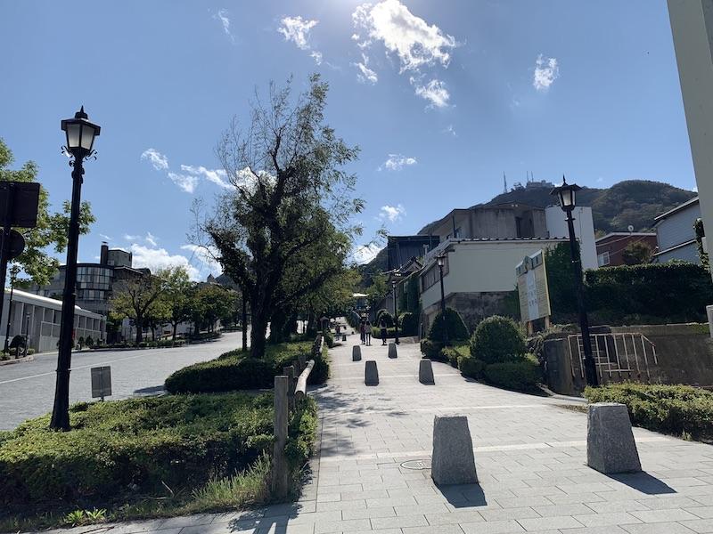 元町の坂道 @ 函館