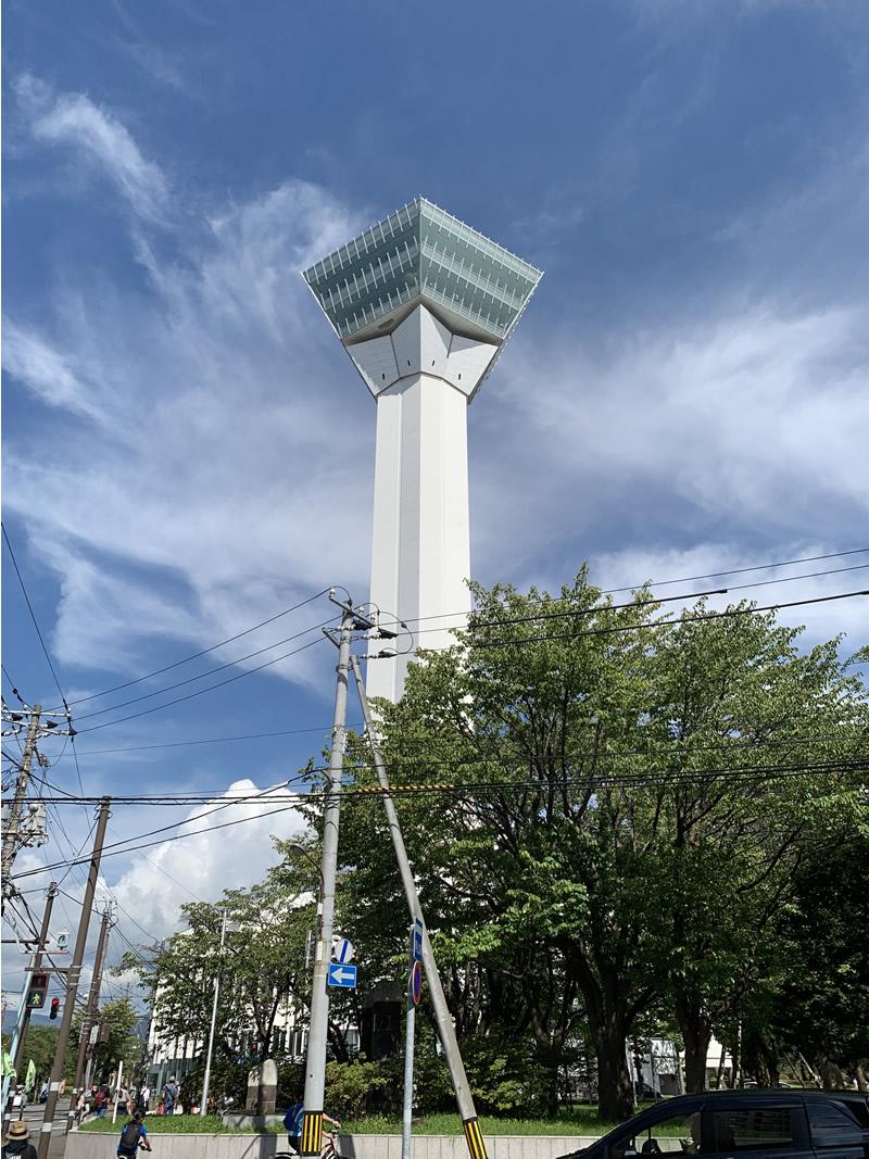 「五稜郭タワー」@ 函館