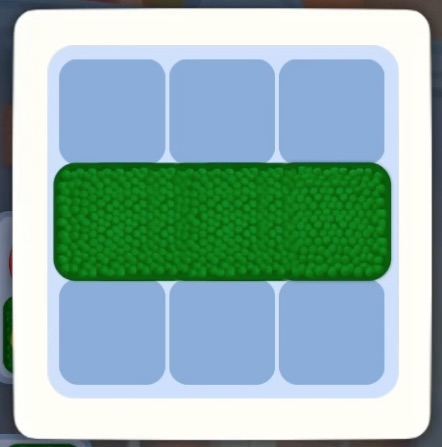 ホームスケープ緑のカーペット2