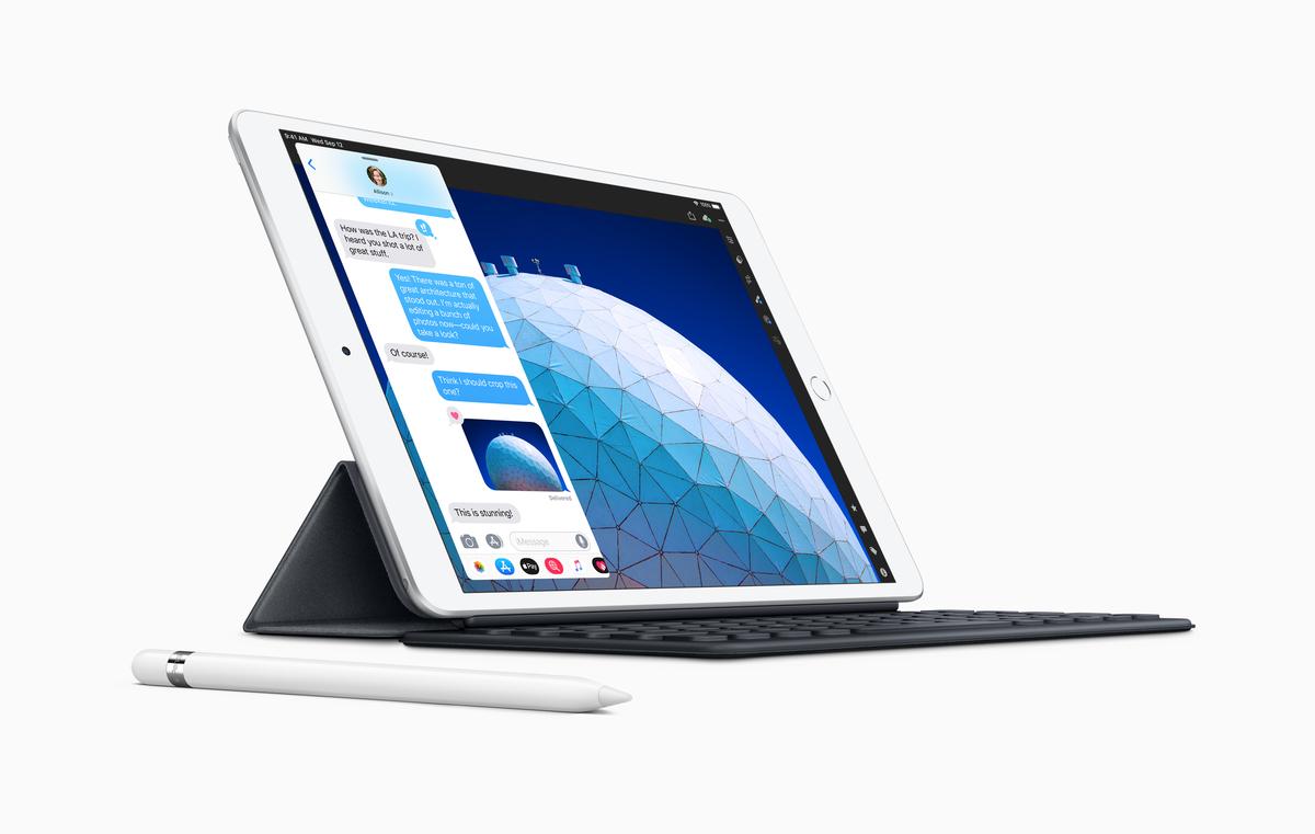 Apple、10.5インチディスプレイ搭載、新型iPad Air(2019)を発表!