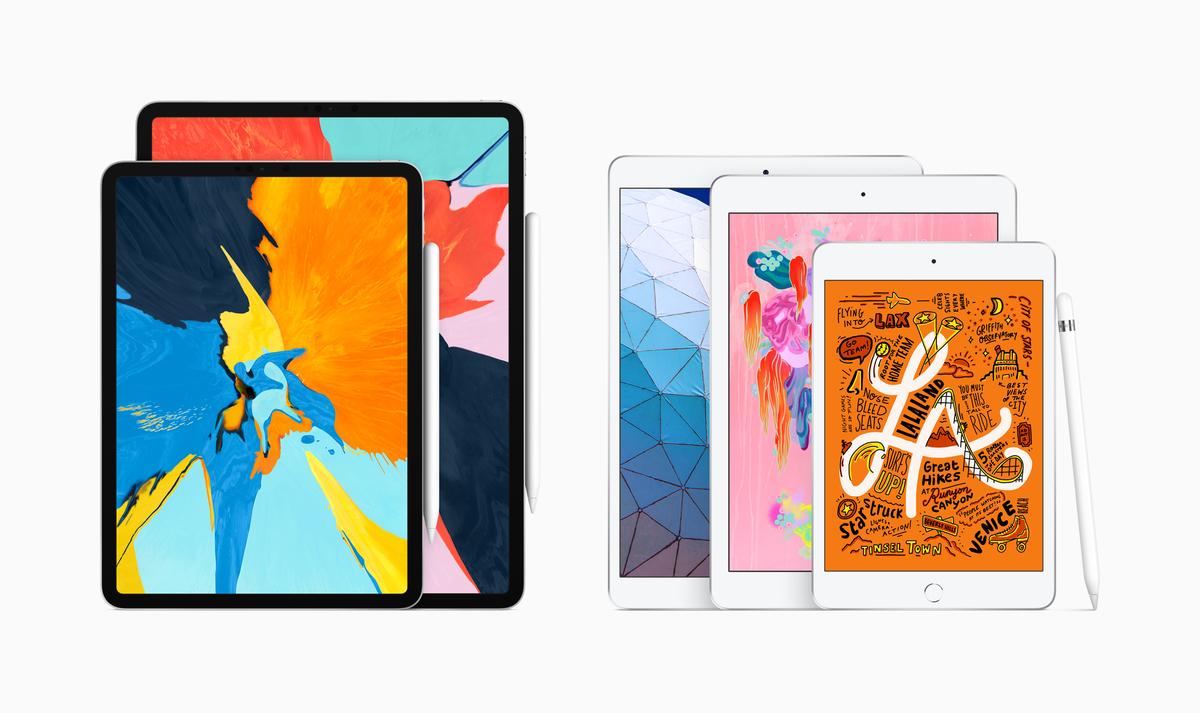 3大キャリア、新型iPad(2019)端末価格まとめ
