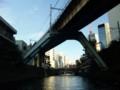 奥が昌平橋、手前は総武線の鉄橋
