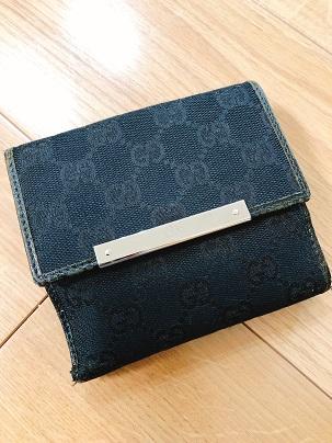 グッチのお財布