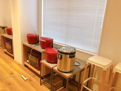勝間和代さんのレンタルキッチンスペース「クスクス」