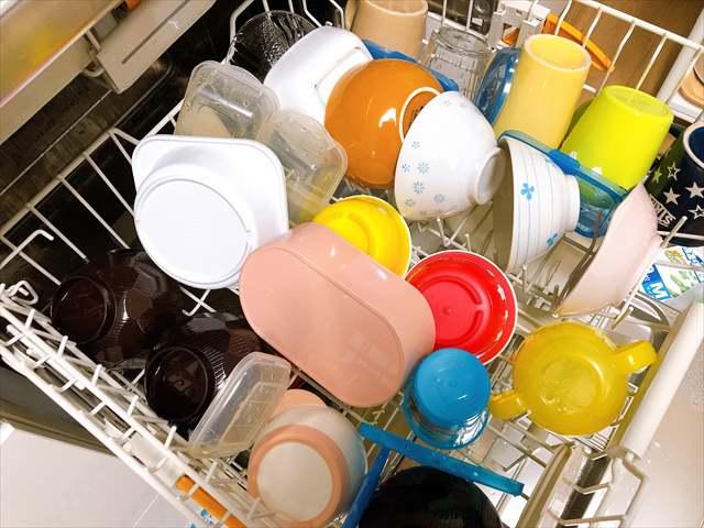 食洗機ミーレの中段
