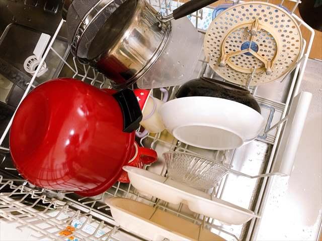 食洗機ミーレの下段