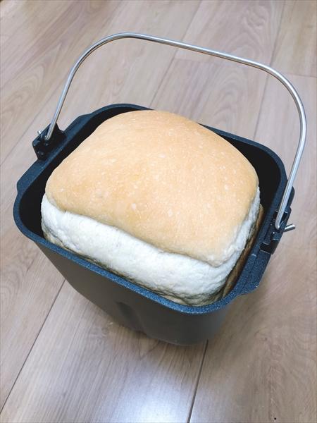 ホームベーカリーSD-MT3で作ったパン