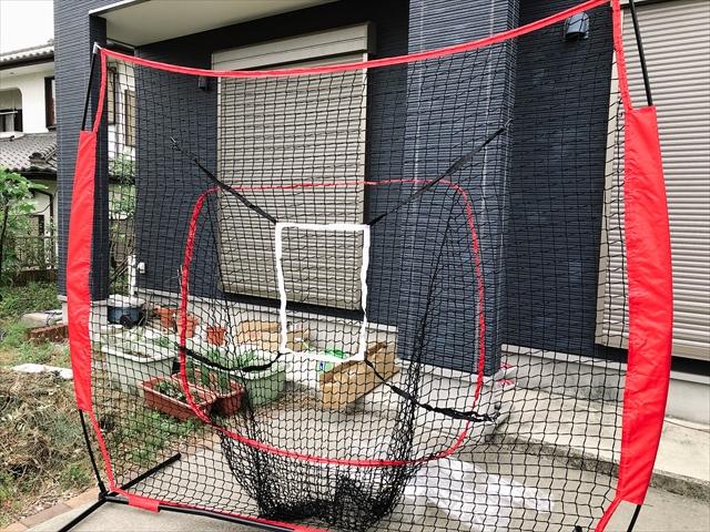野球練習ネット