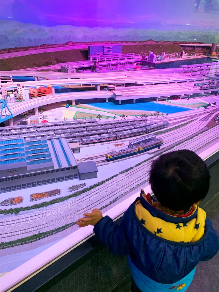 電車とバスの博物館 パノラマシアター