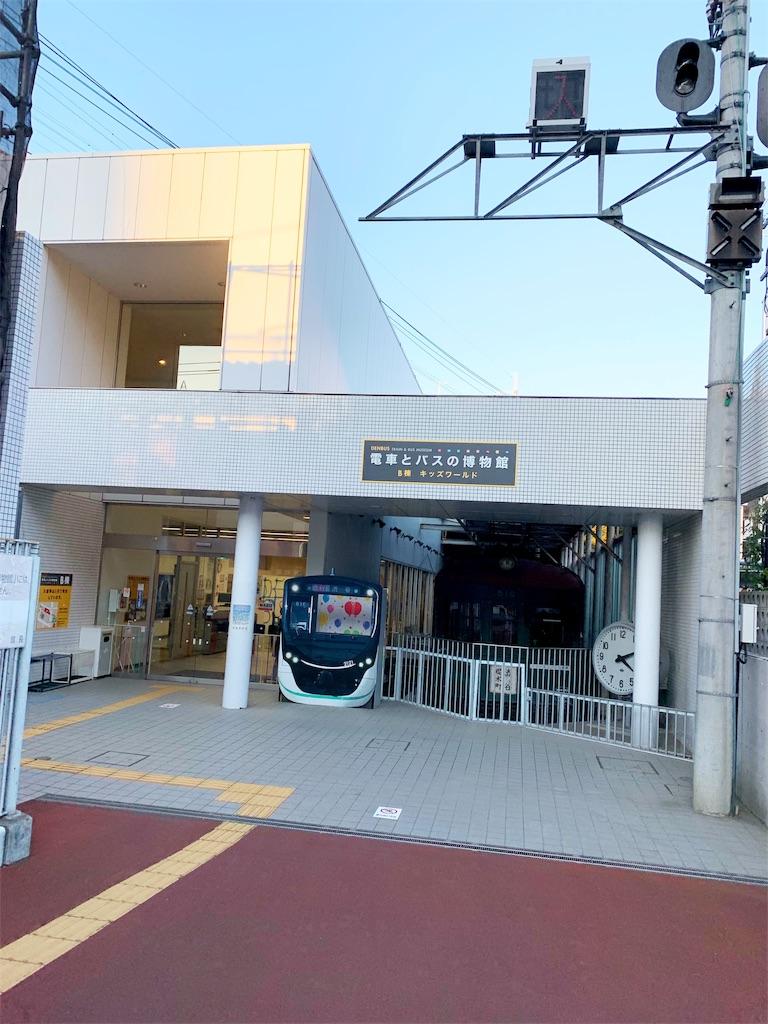 電車とバスの博物館 キッズワールド