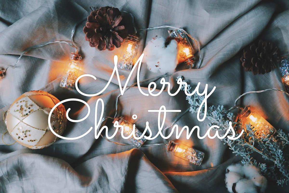 オルビスのクリスマスコフレ