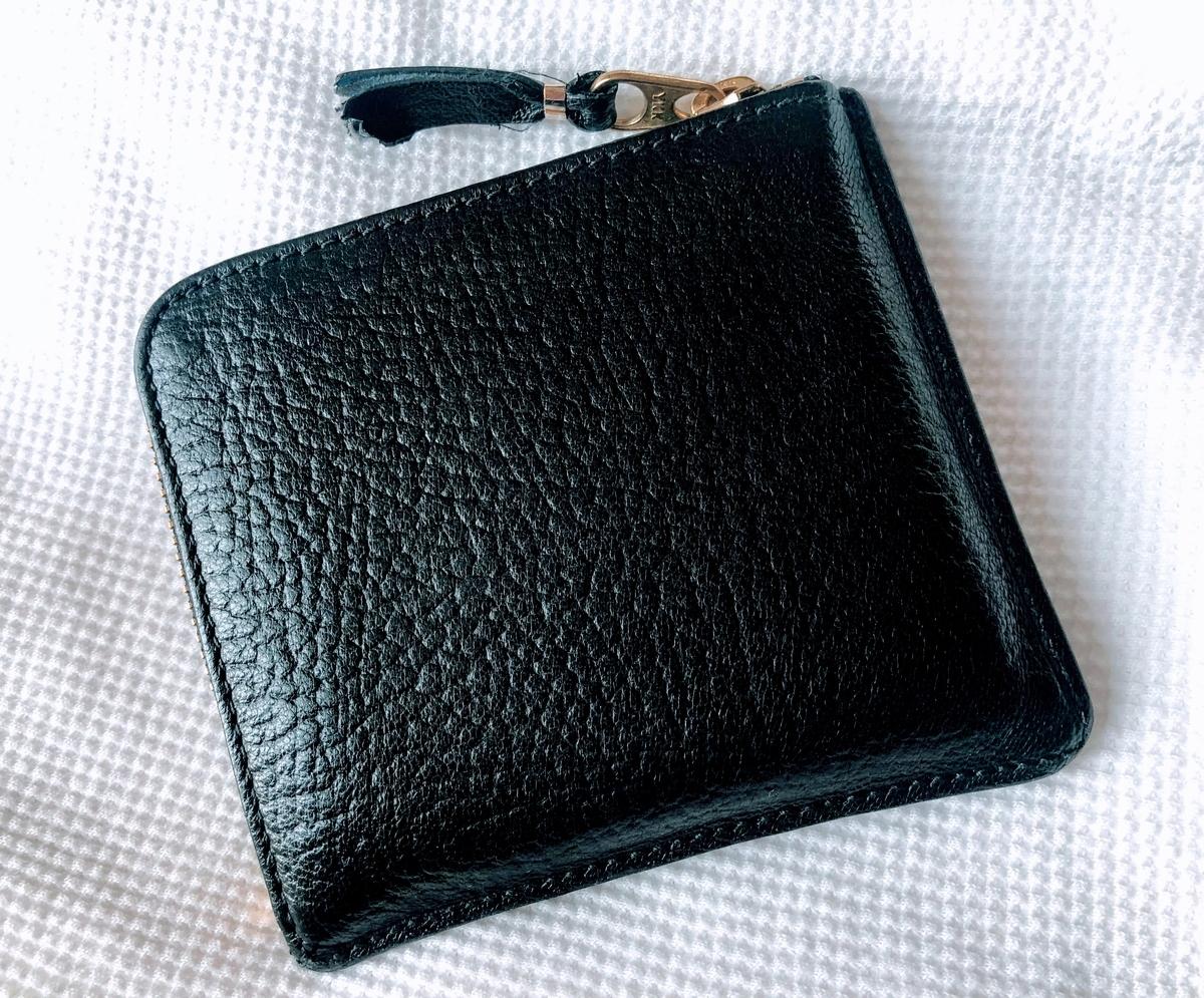 コムデギャルソン財布