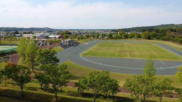 益子町南運動公園競技場