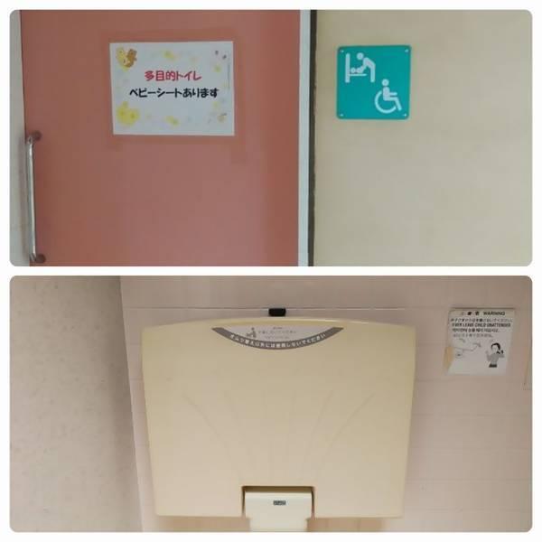 壬生町わんぱく公園 公衆トイレ