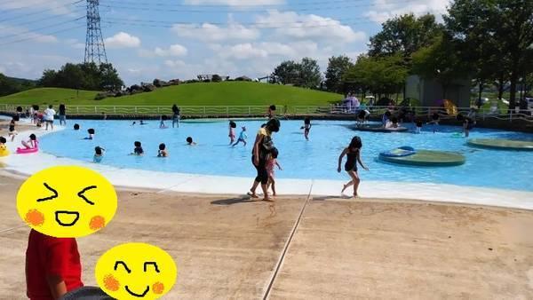 大田原市なかがわ水遊園 プール